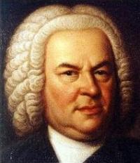 J.S. Bach, 1685-1750, painted 1748